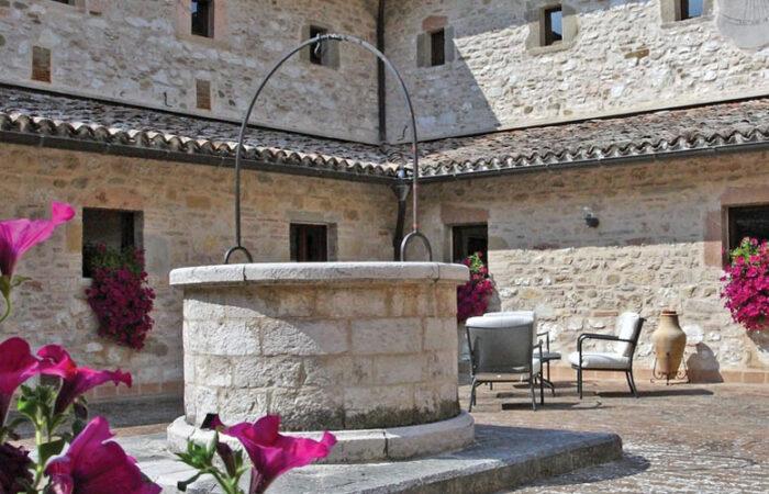 Ancient Monastery Gubbio