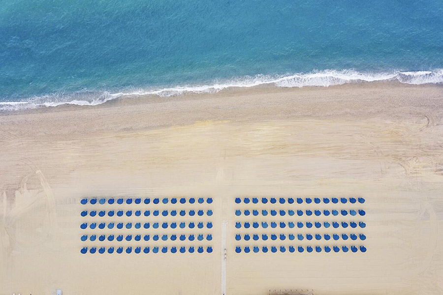 TUI Magic Life Pizzo Calabro_spiaggia
