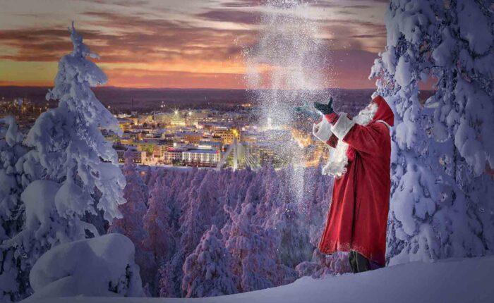 Rovaniemi-il-villaggio-di-Babbo-Natale