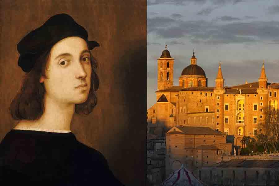 Urbino-citta-di-Raffaello