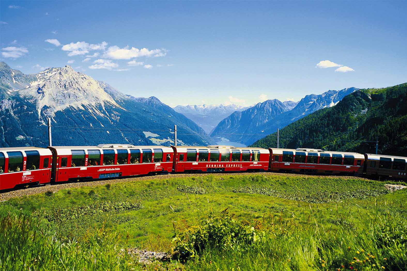 Trenino-Bernina